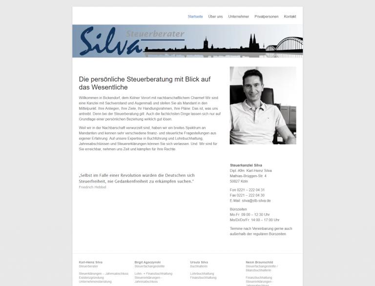 Silva Steuerberater in Köln